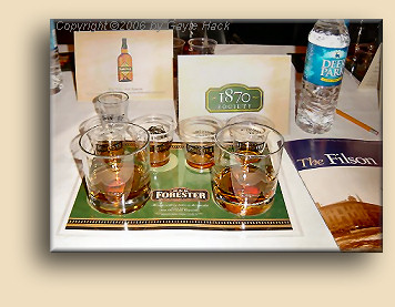 American Whiskey: Old Forester Bourbon - Today, and Fifty