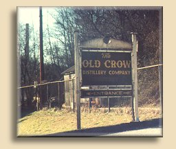 Old Crow entrance
