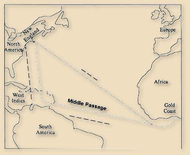 Triangle Trade Rhode Island