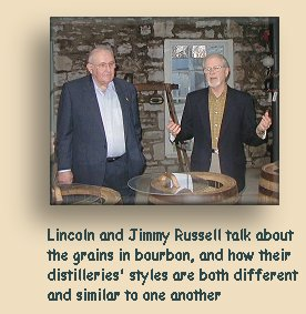 Lincoln Henderson and Jimmy Russell