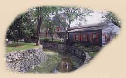 Maker's Mark Distillery - the Mill Run Creek