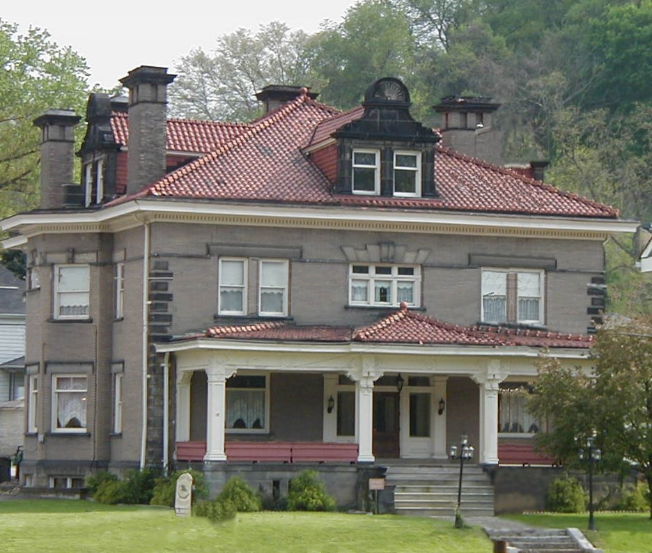 1000 images about brownsville pa on pinterest book for The thompson house